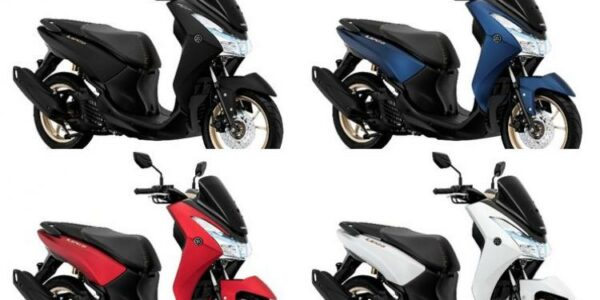 Berbagai Jenis Yamaha Lexi