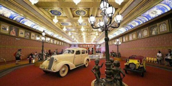 Museum Angkut Bagian Dalam