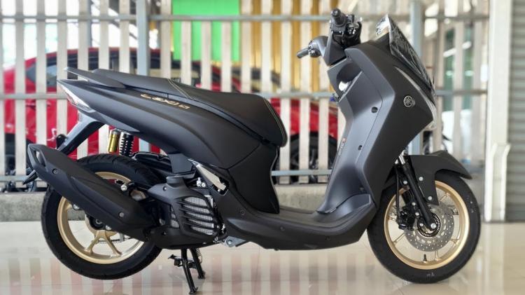 Spesifikasi Yamaha Lexi